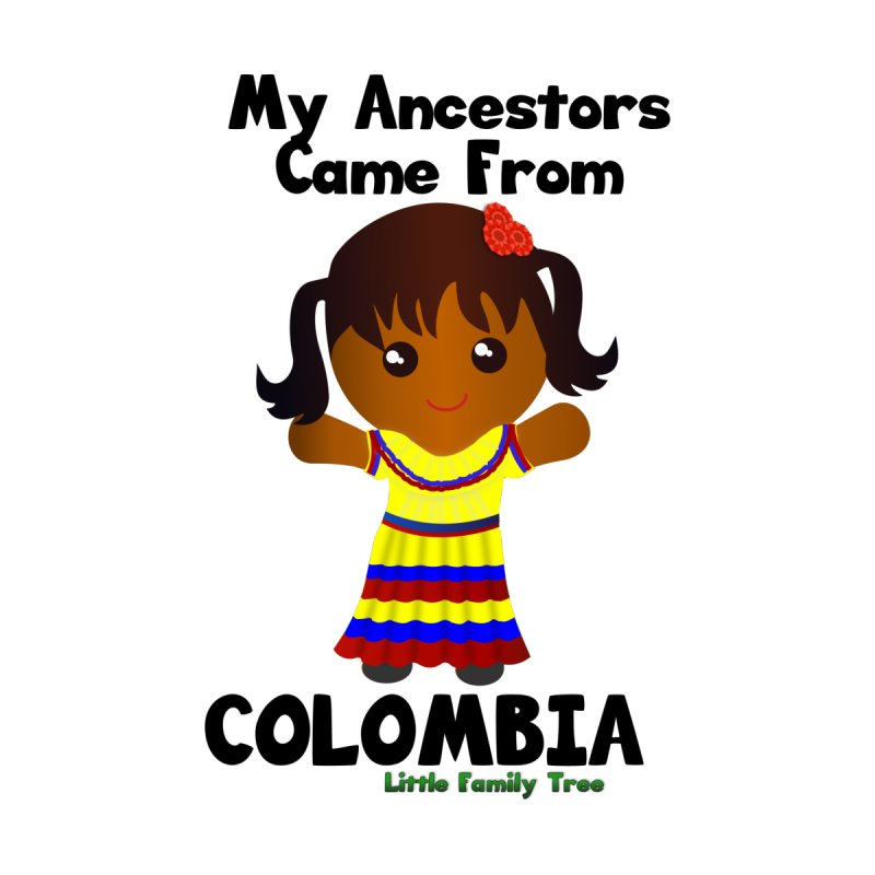 Colombia Ancestors Girl None  by Yellow Fork Tech's Shop