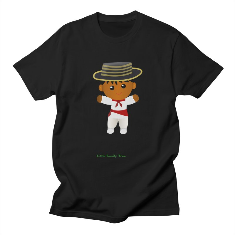 Colombian Heritage Boy Men's T-Shirt by Yellow Fork Tech's Shop