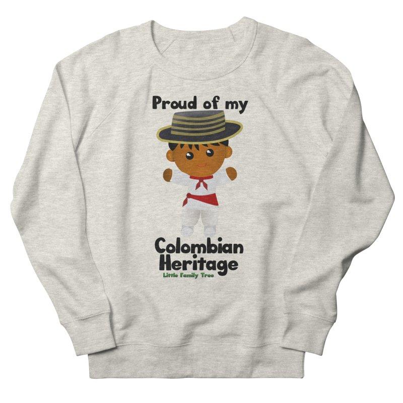 Colombian Heritage Boy Men's Sweatshirt by Yellow Fork Tech's Shop