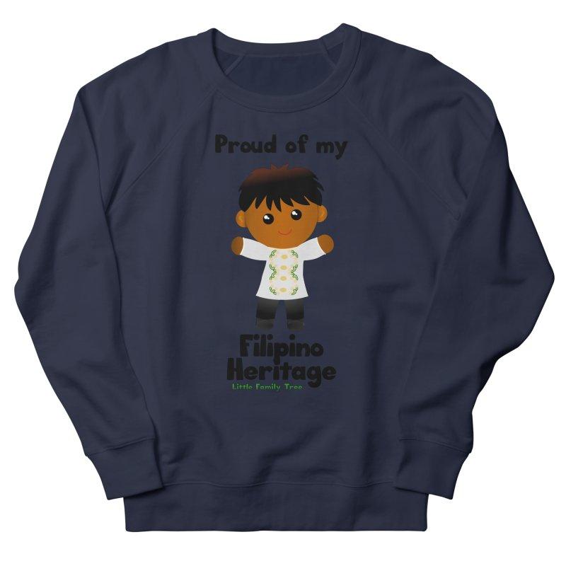 Filipino Heritage Boy Men's Sweatshirt by Yellow Fork Tech's Shop
