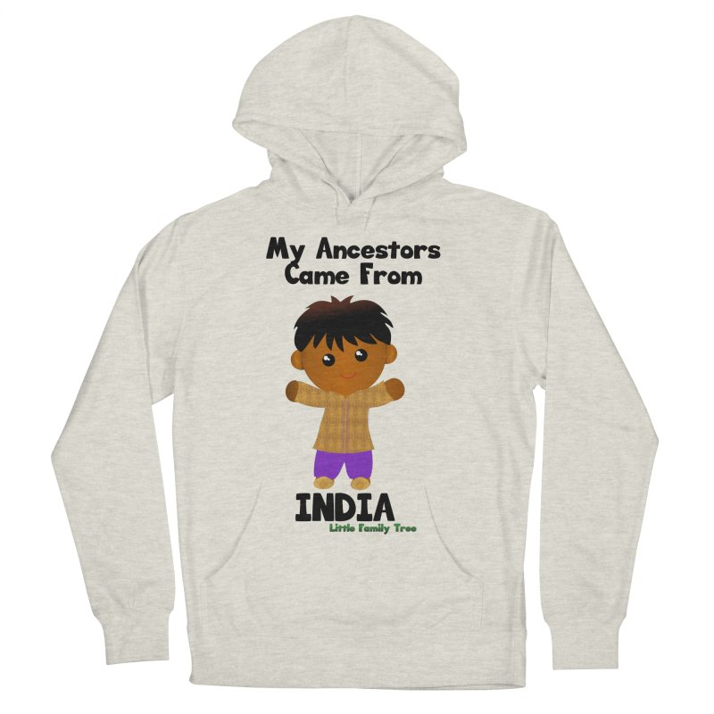 India Ancestors Boy Men's Pullover Hoody by Yellow Fork Tech's Shop