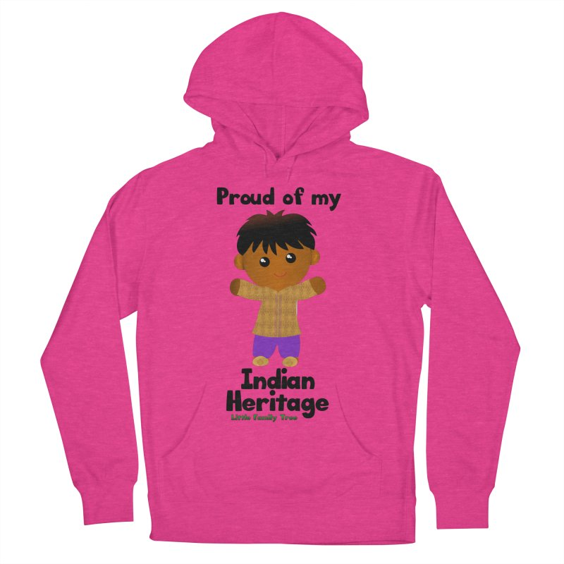 Indian Heritage Boy Men's Pullover Hoody by Yellow Fork Tech's Shop