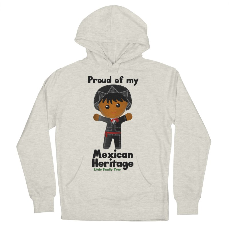 Mexican Heritage Boy Men's Pullover Hoody by Yellow Fork Tech's Shop