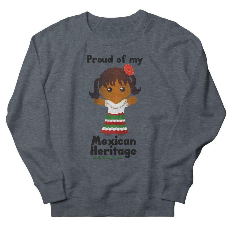 Mexican Heritage Girl Women's Sweatshirt by Yellow Fork Tech's Shop
