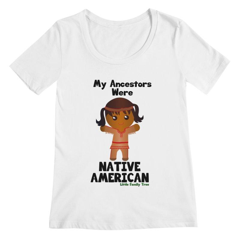 Native American Ancestors Girl   by Yellow Fork Tech's Shop
