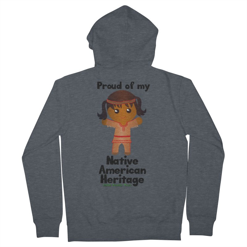 Native American Heritage Girl   by Yellow Fork Tech's Shop