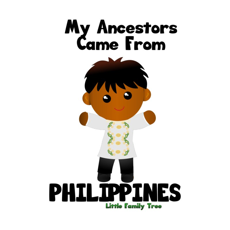 Philippines Ancestors Boy Men's V-Neck by Yellow Fork Tech's Shop
