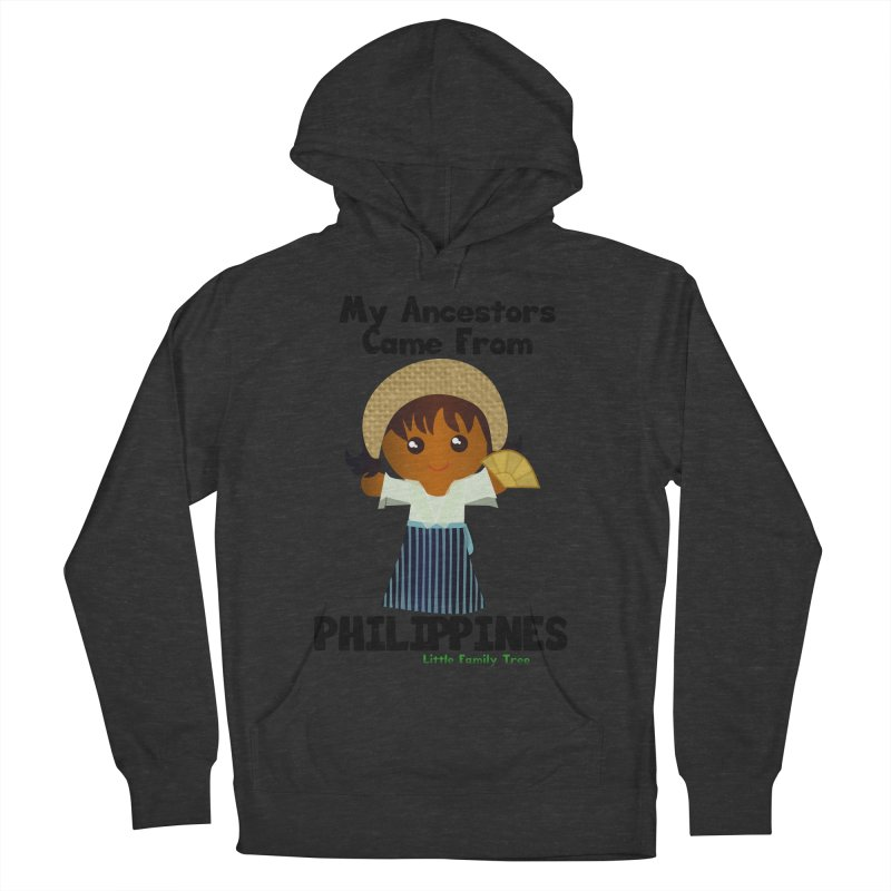 Philippines Ancestors Girl Women's Pullover Hoody by Yellow Fork Tech's Shop