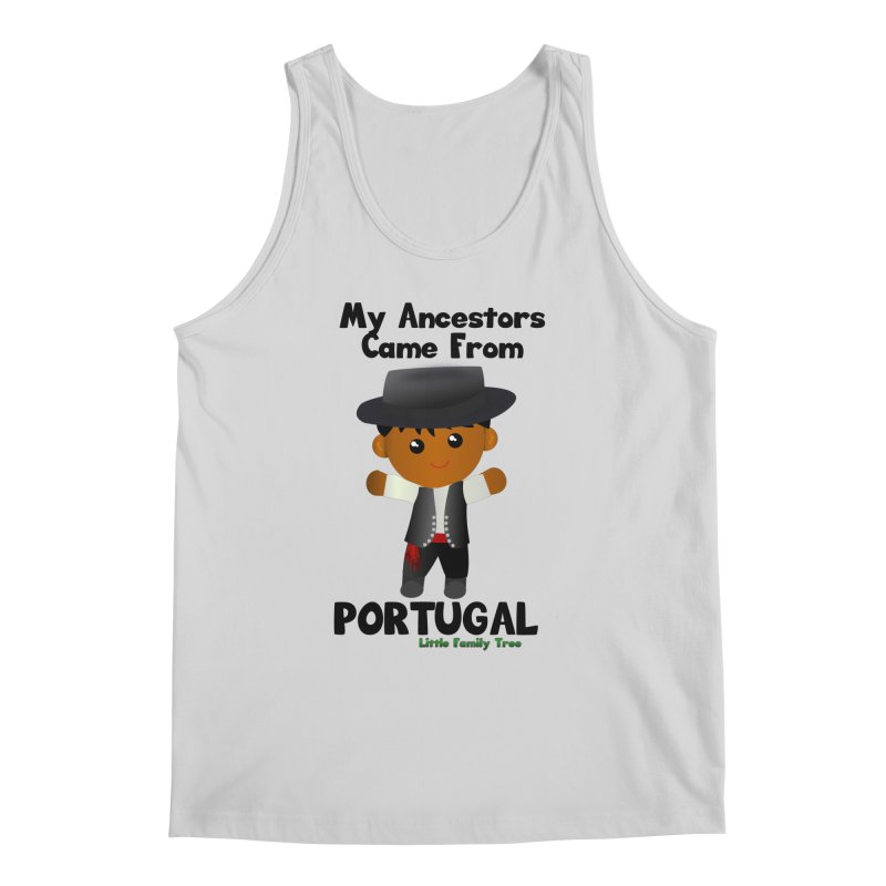 Portugal Ancestors Boy Men's Tank by Yellow Fork Tech's Shop
