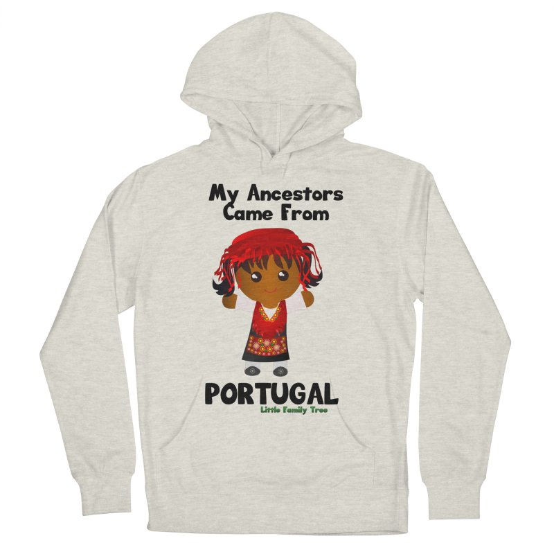 Portugal Ancestors Girl Women's Pullover Hoody by Yellow Fork Tech's Shop