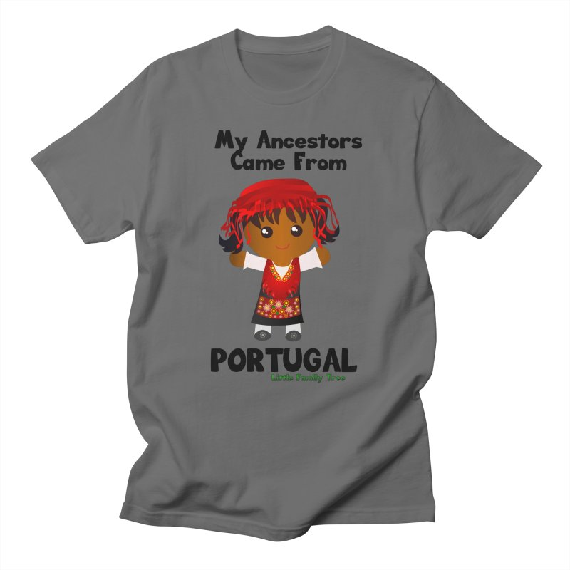 Portugal Ancestors Girl   by Yellow Fork Tech's Shop