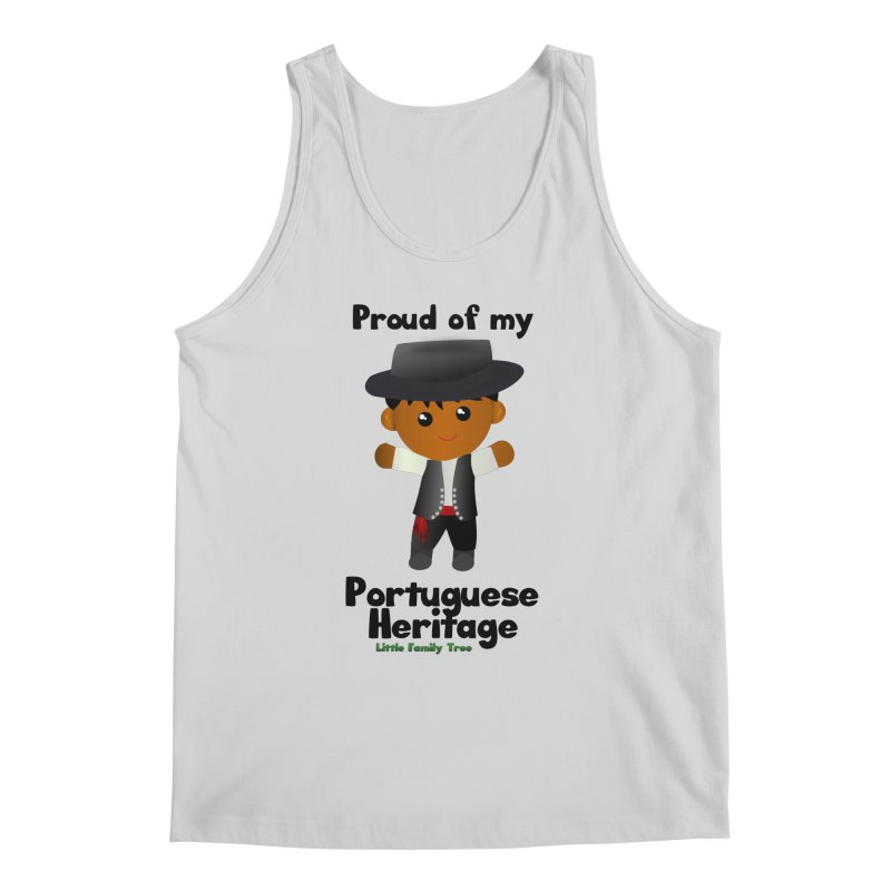 Portuguese Heritage Boy Men's Tank by Yellow Fork Tech's Shop