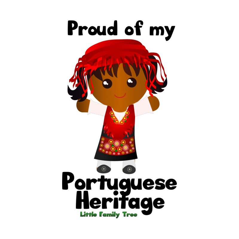Portuguese Heritage Girl Women's Muscle Tank by Yellow Fork Tech's Shop