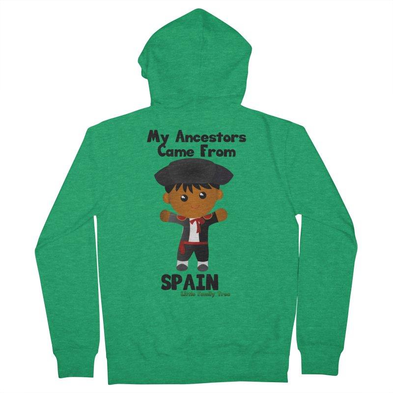 Spain Ancestors Boy   by Yellow Fork Tech's Shop