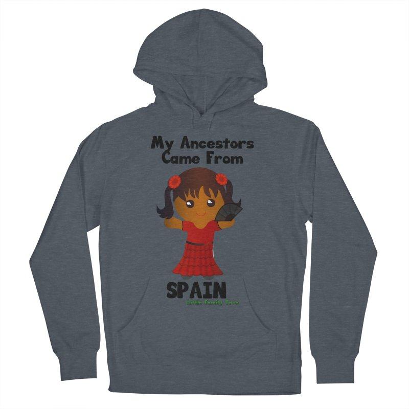 Spain Ancestors Girl   by Yellow Fork Tech's Shop
