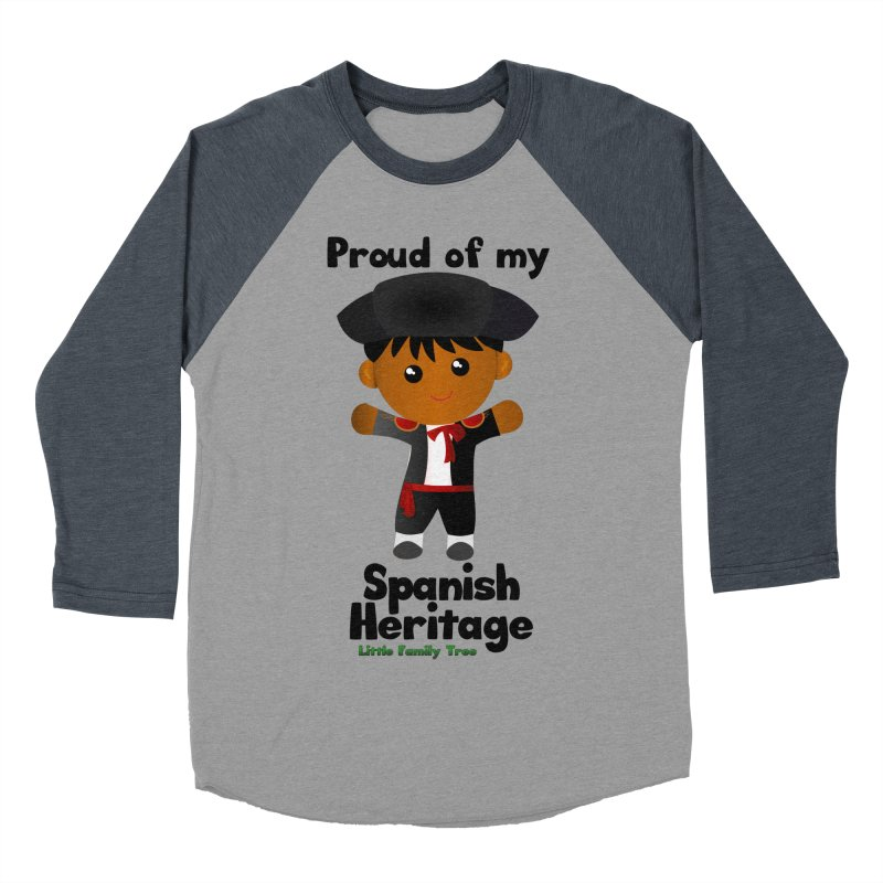 Spanish Heritage Boy   by Yellow Fork Tech's Shop