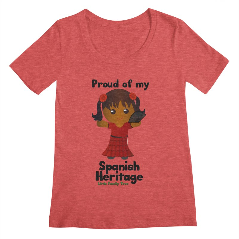 Spanish Heritage Girl   by Yellow Fork Tech's Shop