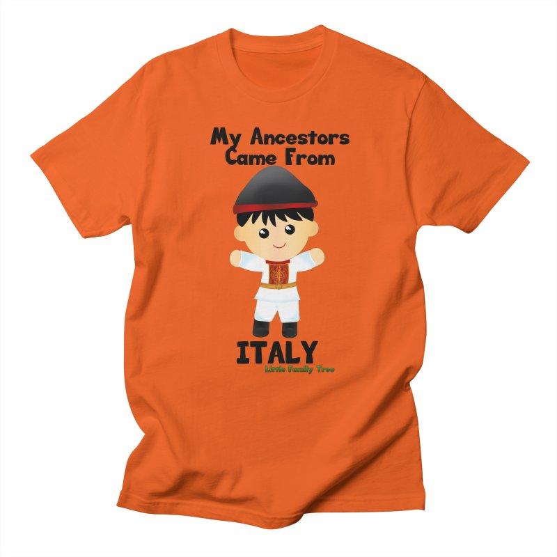 Italy Ancestors Boy   by Yellow Fork Tech's Shop