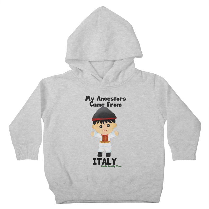 Italy Ancestors Boy   by Yellow Fork Tech's Shop