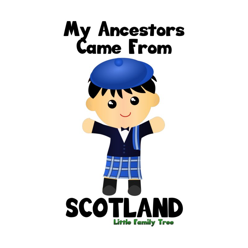 Scotland Ancestors Boy Kids Toddler Longsleeve T-Shirt by Yellow Fork Tech's Shop