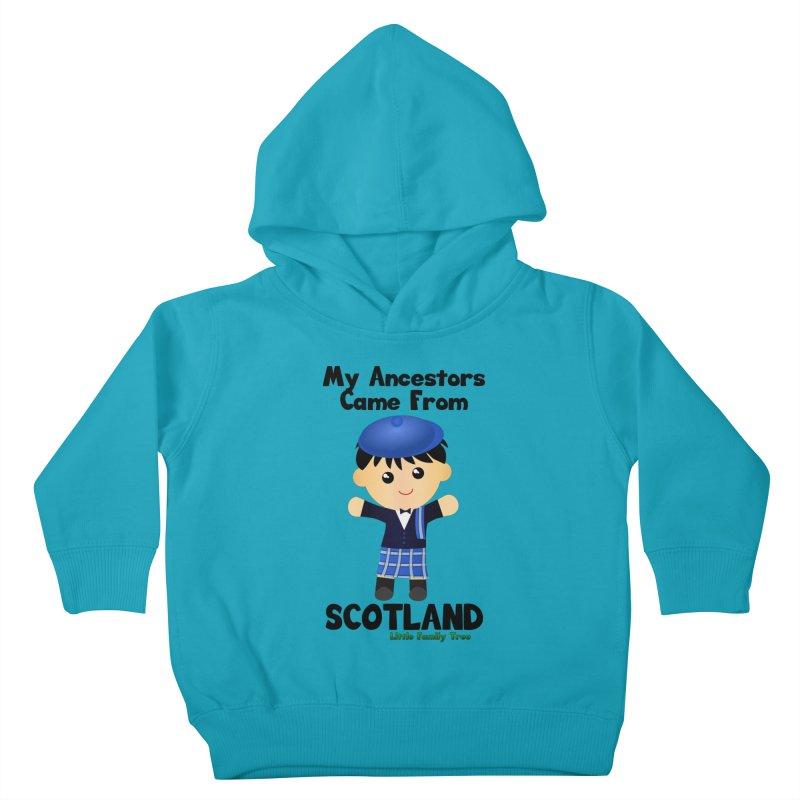 Scotland Ancestors Boy   by Yellow Fork Tech's Shop