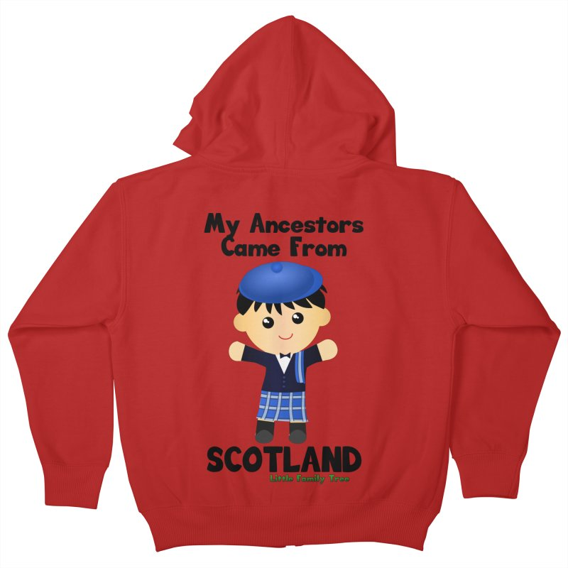 Scotland Ancestors Boy   by Yellow Fork Tech's Shop