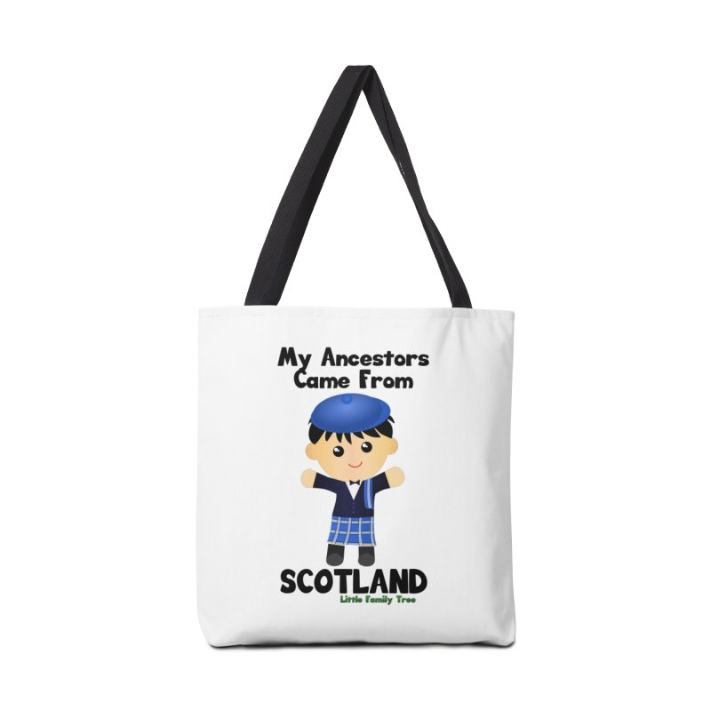 Scotland Ancestors Boy Accessories Bag by Yellow Fork Tech's Shop
