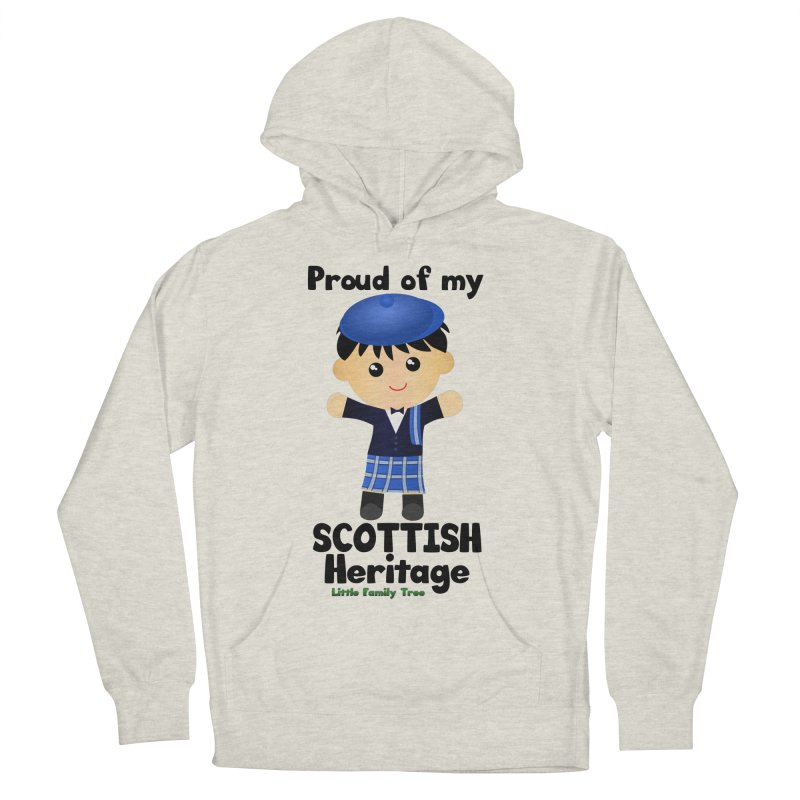 Scottish Heritage Boy Men's Pullover Hoody by Yellow Fork Tech's Shop