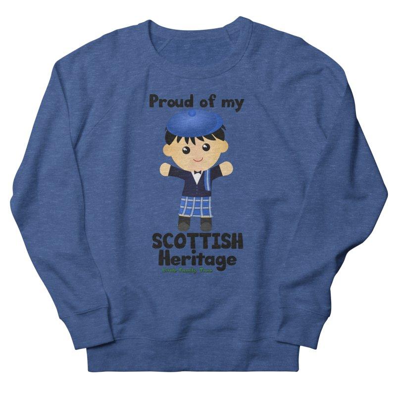 Scottish Heritage Boy Men's Sweatshirt by Yellow Fork Tech's Shop