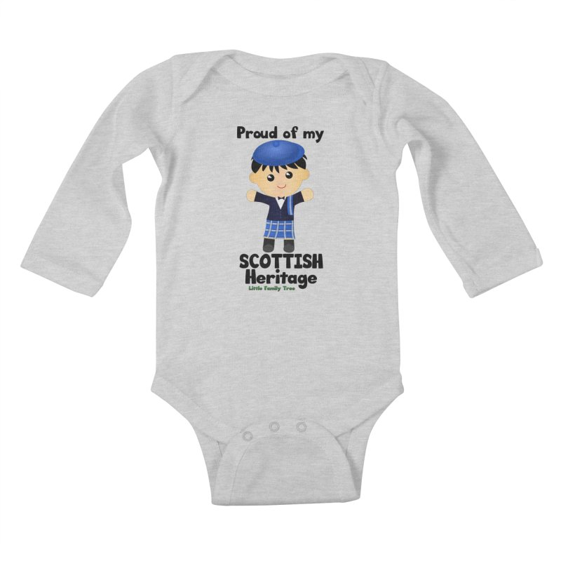 Scottish Heritage Boy   by Yellow Fork Tech's Shop