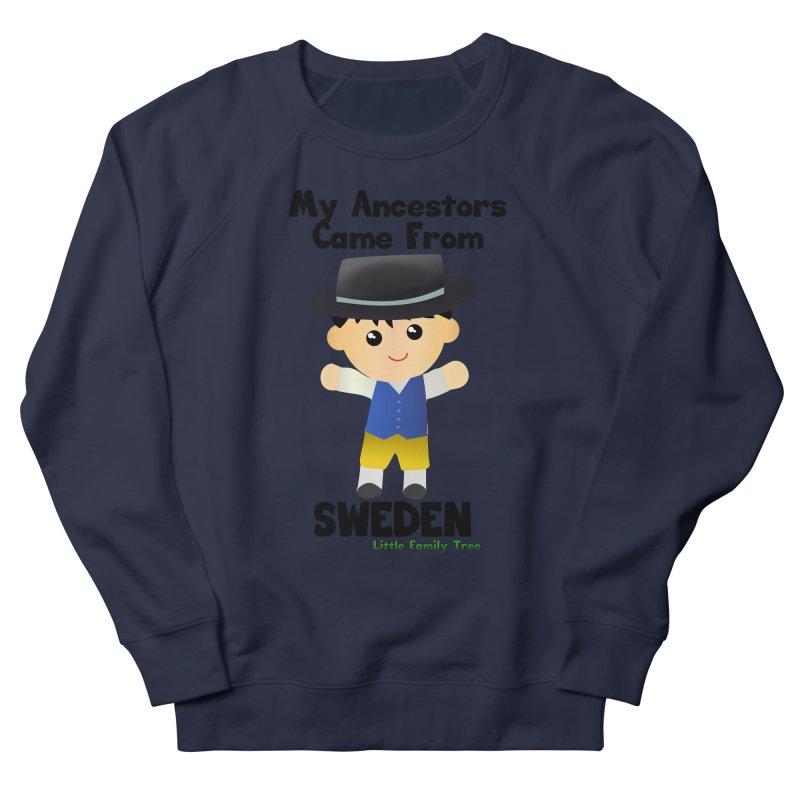 Sweden Ancestors Boy Men's Sweatshirt by Yellow Fork Tech's Shop