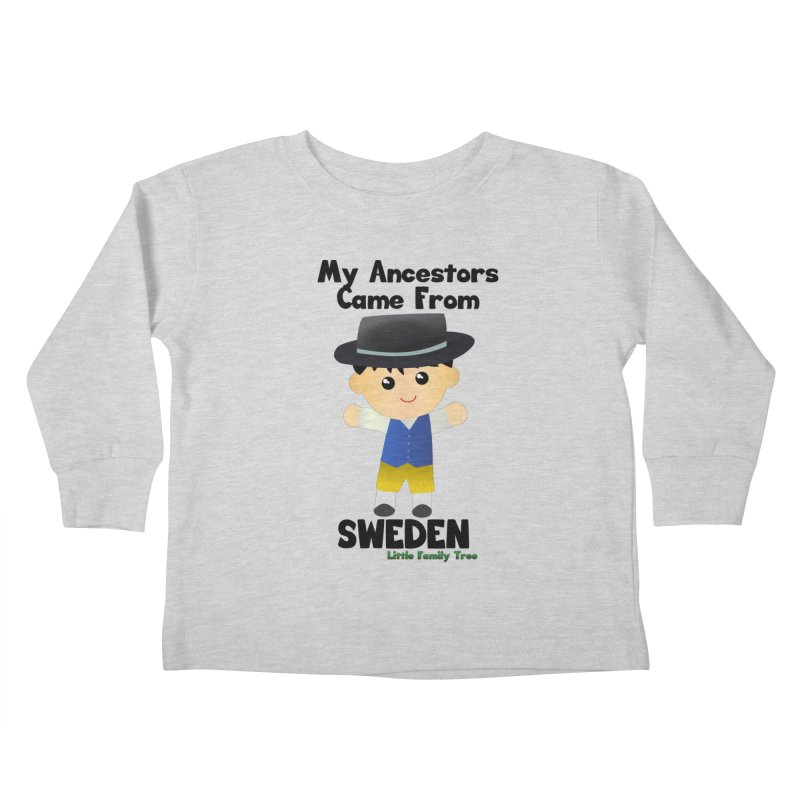 Sweden Ancestors Boy   by Yellow Fork Tech's Shop