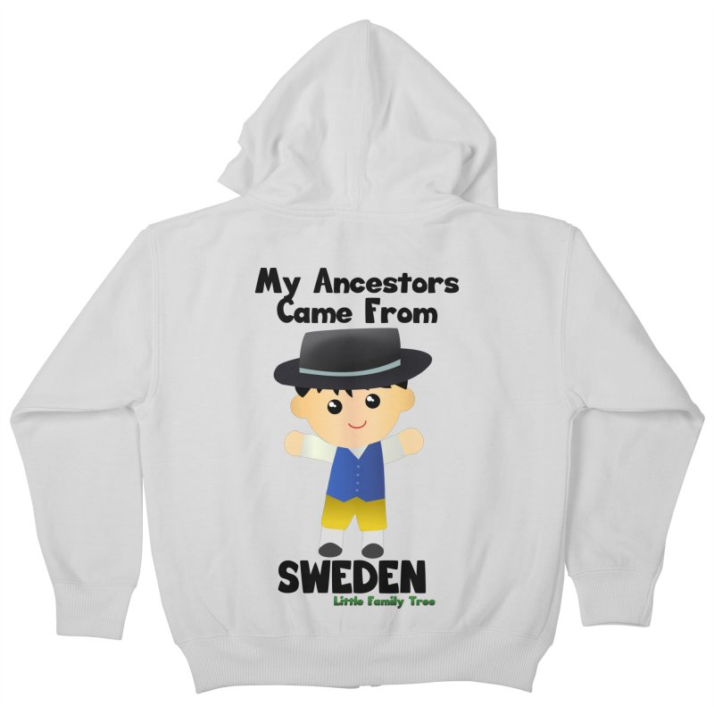 Sweden Ancestors Boy   by Yellow Fork Tech's Shop