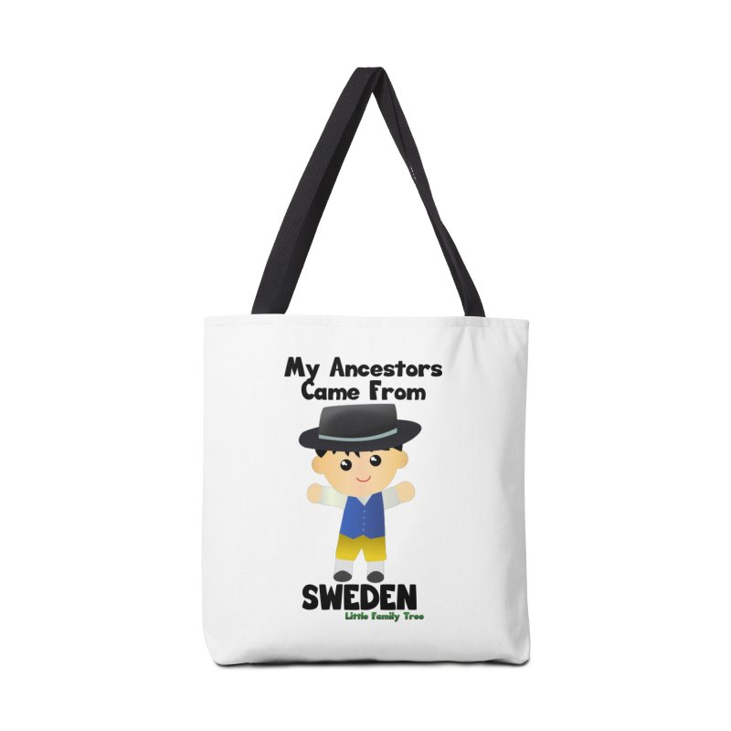 Sweden Ancestors Boy Accessories Bag by Yellow Fork Tech's Shop