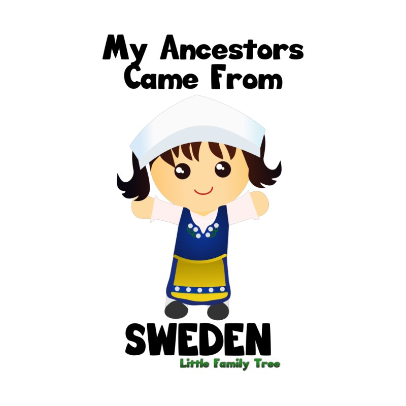 Sweden Ancestors Girl by Yellow Fork Tech's Shop