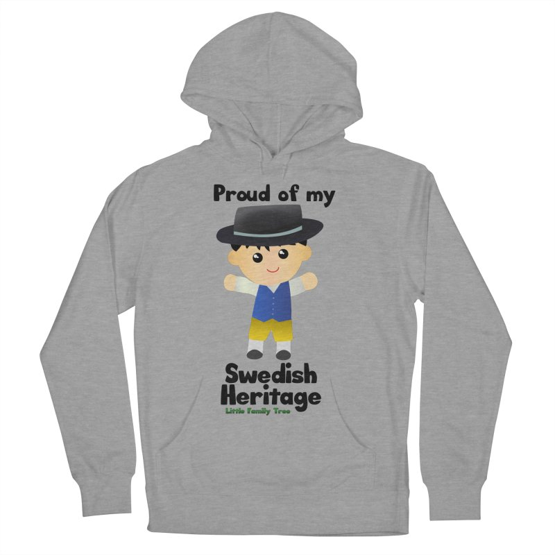 Swedish Heritage Boy Men's Pullover Hoody by Yellow Fork Tech's Shop