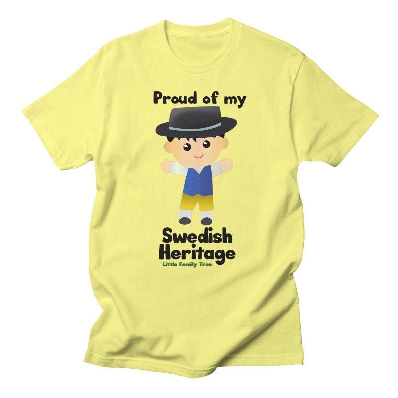 Swedish Heritage Boy   by Yellow Fork Tech's Shop