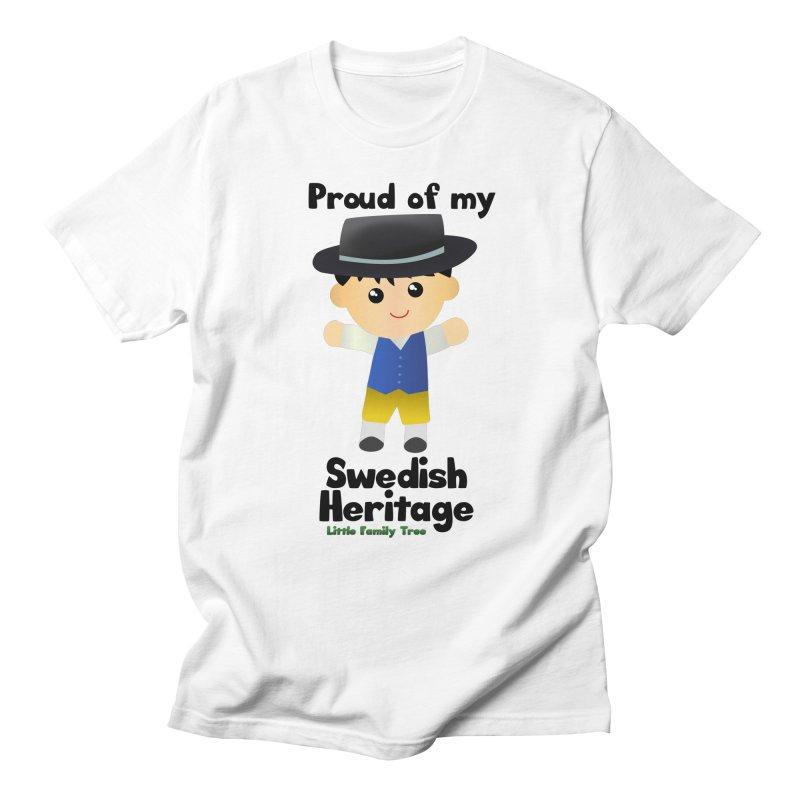 Swedish Heritage Boy Men's T-Shirt by Yellow Fork Tech's Shop