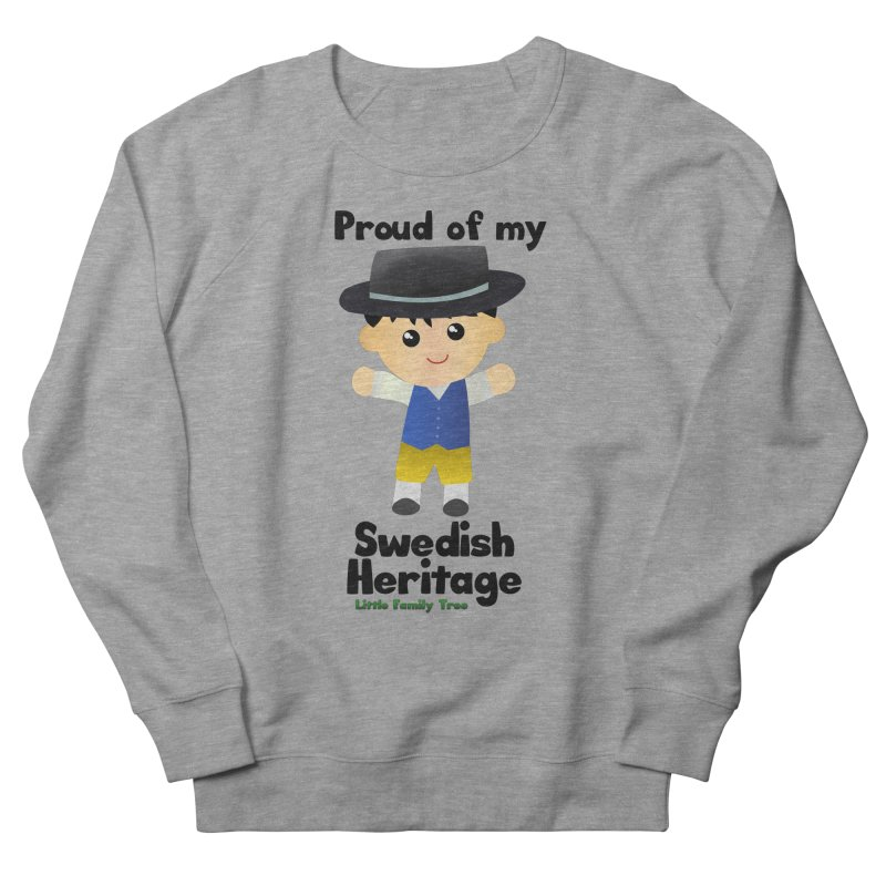 Swedish Heritage Boy Men's Sweatshirt by Yellow Fork Tech's Shop