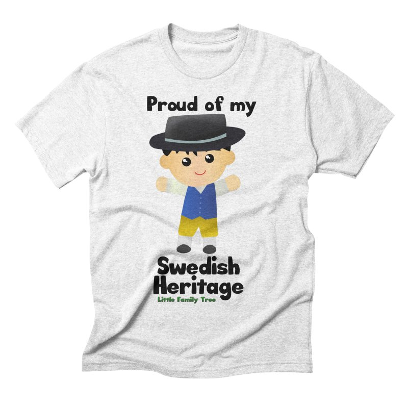 Swedish Heritage Boy   by Yellow Fork Tech's Shop