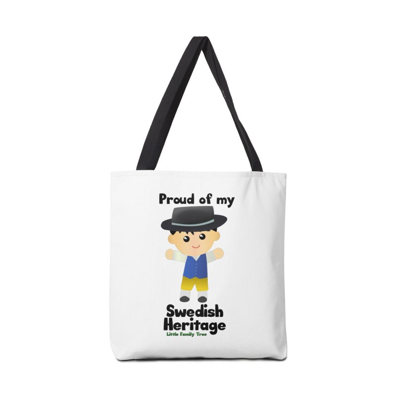 Swedish Heritage Boy Accessories Bag by Yellow Fork Tech's Shop