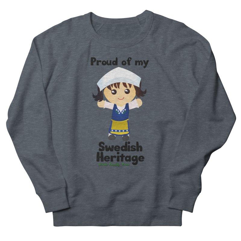 Swedish Heritage Girl Women's Sweatshirt by Yellow Fork Tech's Shop