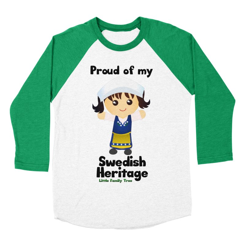 Swedish Heritage Girl   by Yellow Fork Tech's Shop