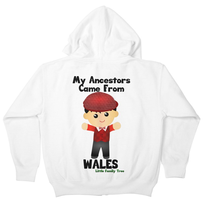 Wales Ancestors Boy   by Yellow Fork Tech's Shop