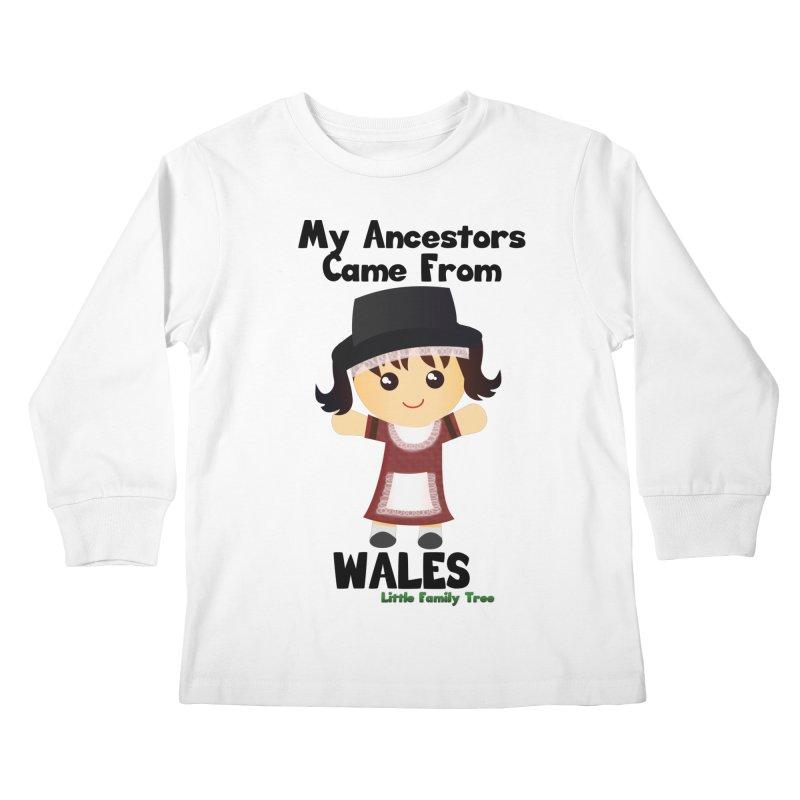 Wales Ancestors Girl   by Yellow Fork Tech's Shop