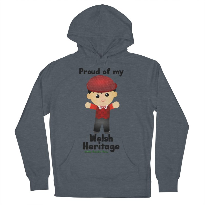 Welsh Heritage Boy Men's Pullover Hoody by Yellow Fork Tech's Shop