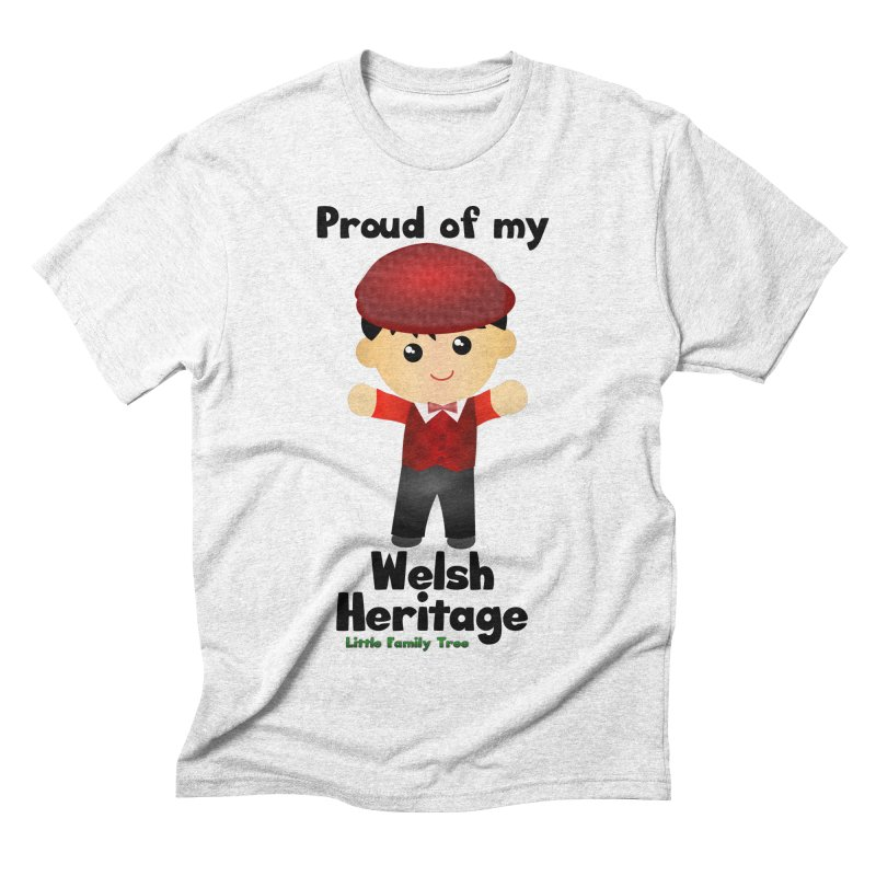 Welsh Heritage Boy   by Yellow Fork Tech's Shop