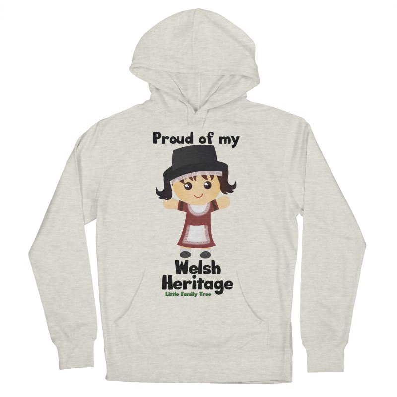 Welsh Heritage Girl Women's Pullover Hoody by Yellow Fork Tech's Shop
