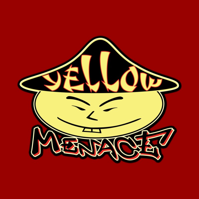 YellowMenace Logo 2017 Men's T-Shirt by YellowMenace Shop
