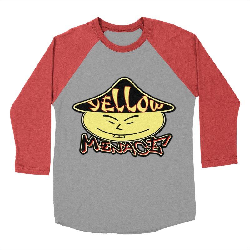 YellowMenace Logo 2017 Men's Longsleeve T-Shirt by YellowMenace Shop